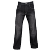 Southpole Relaxed Crosshatch Denim Jeans - Men's - All Black / Black