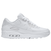 Nike Air Max 90 - Men's - All White / White