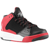 Jordan Flight Origin - Boys' Preschool - Black / Red