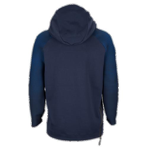Nike Tech Fleece Half Zip TN Hoodie - Men's - Casual - Clothing ...