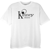 Kinney Shoes Logo T-shirt - Men's - White / Black