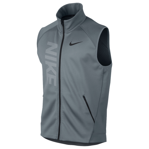 Sphere Mens Zip Therma Clothing Training Cool Cheap Full Vest Nike 1WEUYwZq