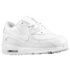 Nike Air Max 90 - Boys' Toddler - All White / White