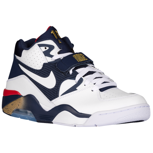 nike air force 180 men 39 s basketball shoes barkley charles white midnight navy. Black Bedroom Furniture Sets. Home Design Ideas