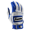 Franklin Neo Classic II Batting Gloves - Men's - Blue / White