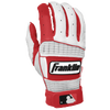 Franklin Neo Classic II Batting Gloves - Men's - Red / White