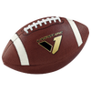 Nike Vapor One Official Game Football - Brown / White