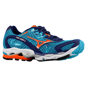 Mizuno Wave Enigma 2 - Women's - Capri/Ember/Blue Depths