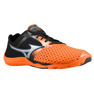 Mizuno Wave Evo Cursoris - Men's - Vibrant Orange/Silver/Anthracite