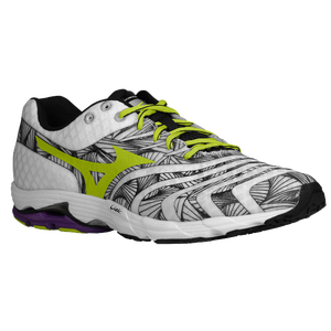 Mizuno Wave Sayonara - Men's - White/Lime Punch/Black