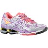 Mizuno Wave Creation 15 - Women's - Silver / Purple