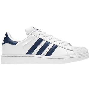 adidas Originals Superstar 2 - Boys' Preschool - White/New Navy/White