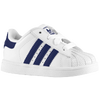 adidas Originals Superstar 2 - Boys' Toddler - White / Navy