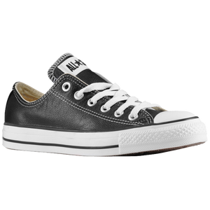 Converse All Star Ox Leather - Men's - Black/White