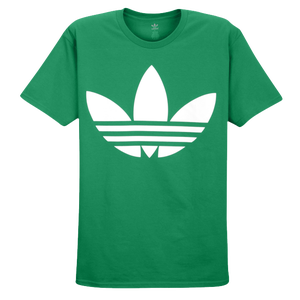 adidas Originals Graphic T-Shirt - Men's - Kelly/White