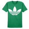 adidas Originals Graphic T-Shirt - Men's - Green / White
