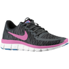 Nike Free 5.0 V4 - Women's - Black / Grey