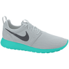 Nike Roshe Run - Men's - Grey / Black