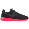 Nike Roshe Run - Men's - Black / Red