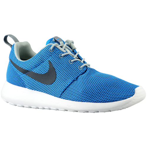 roshe runs men blue