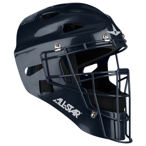 All Star MVP 2310 Catcher's Head Gear - Boys' Grade School - Navy