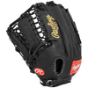 Rawlings Heart of the Hide PROTB24 Glove - Men's -  Torii Hunter - Black / Gold