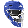 All Star System 7 MVP Catcher's Head Gear - Blue / White