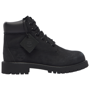 "Timberland 6"" Premium Waterproof Boot - Boys' Toddler - Black"