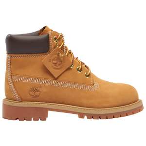 "Timberland 6"" Premium Waterproof Boot - Boys' Toddler - Wheat"