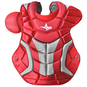 All Star System 7 Ultra Cool Chest Protector - Men's - Scarlet