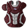 All Star System 7 Ultra Cool Chest Protector - Men's - Maroon / Grey