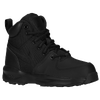 Nike ACG Manoa Leather - Boys' Preschool - All Black / Black