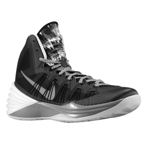 Nike Hyperdunk 2013 - Men's - Black/Metallic Silver/Pure Platinum