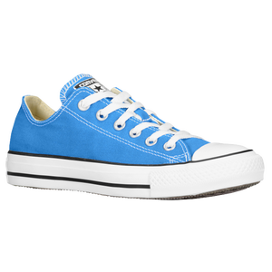 Converse All Star Ox - Men's - Electric Blue Lemonade
