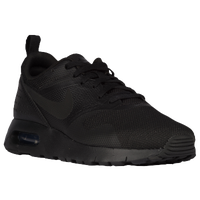 ... Nike Air Max Tavas - Boys\u0026#39; Grade School - All Black / Black