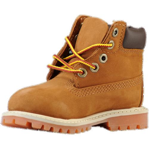 timberland 6 quot premium waterproof boots boys toddler