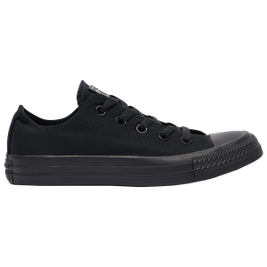 Converse All Star Ox - Boys' Grade School - Black Monochrome