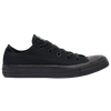 Converse All Star Ox - Boys' Grade School - All Black / Black