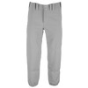 Mizuno Select Belted Fastpitch Pant - Women's - Grey / Grey