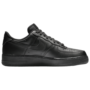 Nike Air Force 1 Low - Men's - Black/Black