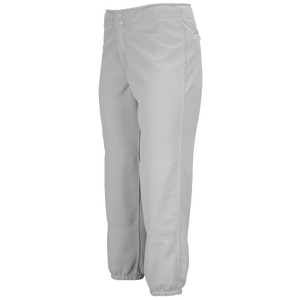 Mizuno Select Non-Belted Fastpitch Pant - Women's - Grey