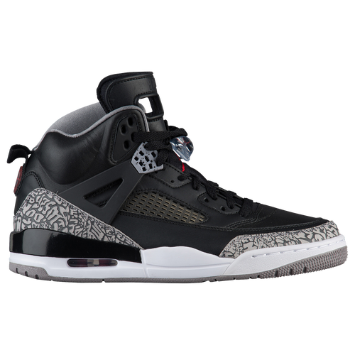 Jordan spizike (blackred silver)