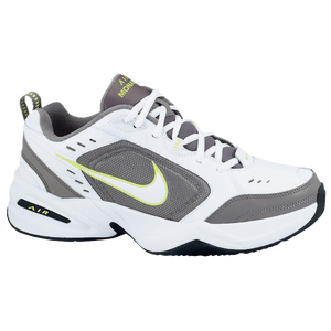 Nike Air Monarch IV - Men's - White/Cool Grey/Anthracite/White