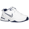 Nike Air Monarch IV - Men's - White / Silver