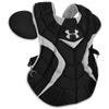 Under Armour Pro Chest Protector - Men's - Black / Silver