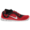 Nike Free Flyknit + - Men's - Black / White