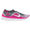 Nike Free FlyKnit+ - Women's - Grey / White