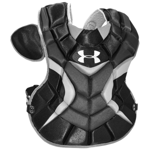 Under Armour Pro Junior Chest Protector - Boys' Grade School - Black