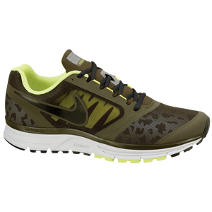 Nike Zoom Vomero + 8 Shield - Men's - Dark Loden/Pure Platinum/Black