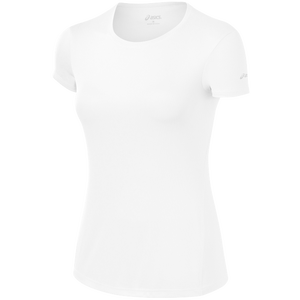 ASICS� Core Short Sleeve T-Shirt - Women's - White